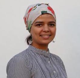 Ms. Drissia Ras
